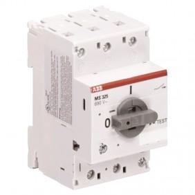 Motor circuit breaker Abb MS325 100Ka 4.0-6.30A...