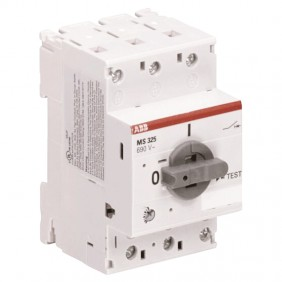 Motor circuit breaker Abb MS325 100Ka 6.30-9.0A...