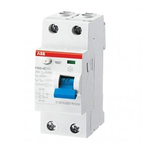 ABB salvavita differenziale puro 25A 30MA F427800