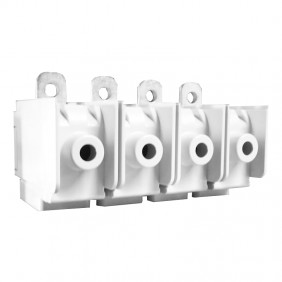 Bticino cable clamps 1x95mm 4 poles bar 18mm...