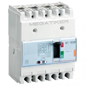 Bticino Megatiker thermal-magnetic box circuit...