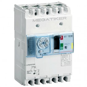 Bticino moulded case circuit breaker with...
