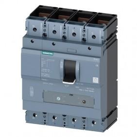 Circuit breaker Siemens 3VA 630A 4 Pole 36KA...
