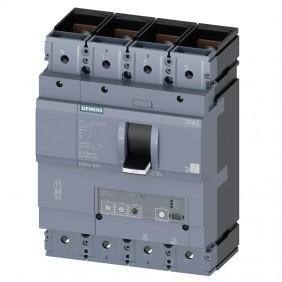Siemens MTR 4-pole moulded case circuit breaker...
