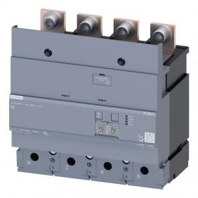 Siemens differential lock RCD820 3VA2 4 poles...