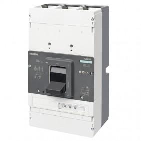 Siemens 3VL1250N 1250A+N 55KA 4-pole moulded...