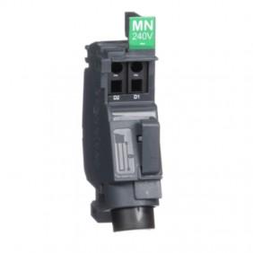 Minimum voltage coil Schneider MN 220/240 NSXM...