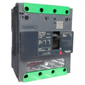 Schneider moulded case circuit breaker 160A...