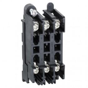 Connettore fisso Schneider 9 fili per base per...