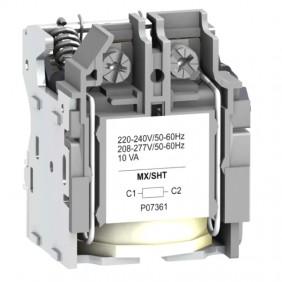 Schneider MX 220/240V coil release for...