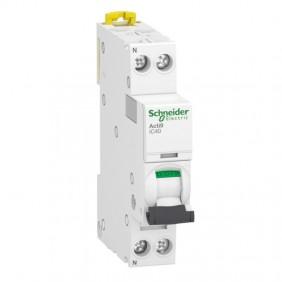 Circuit breaker Schneider Acti9 1P+N 10A 4.5 KA...