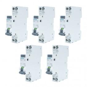 Siemens residual current circuit breaker kit 6A...