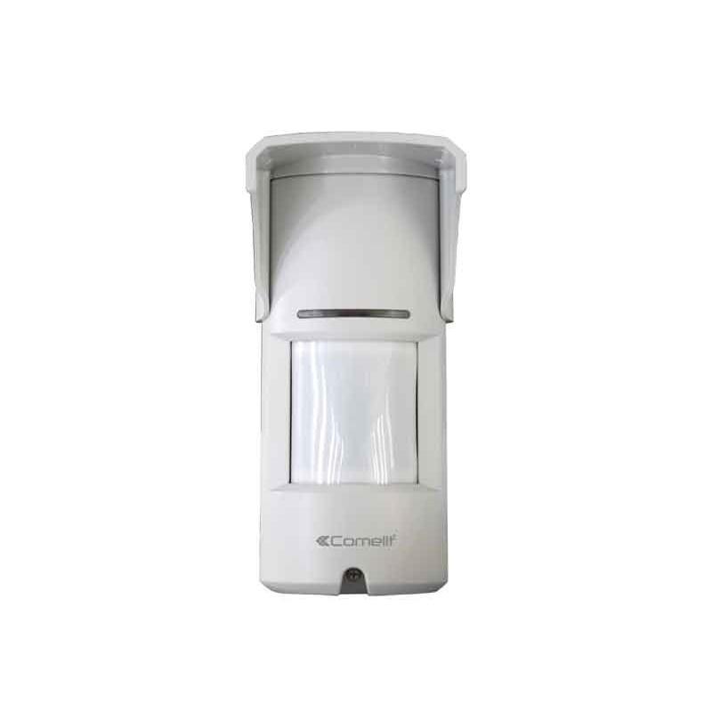 Rilevatore infrarossi Comelit da esterno pet immunity IP66 12mt
