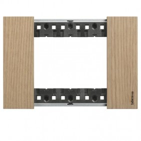 Bticino Living Now 3 Modules color oak wood...