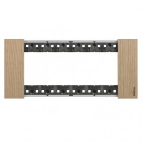 Bticino Living Now 6 Modules color Oak wood...