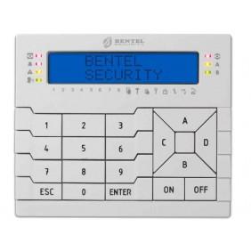 BENTEL PREMIUM KEYBOARD WITH LCD PROXI PREMIUM LCD