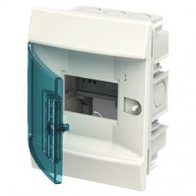 Switchboard recessed ABB 4 Modules IP40 door...