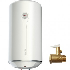 Electric water heater Atlantic Ego 80 Litres...
