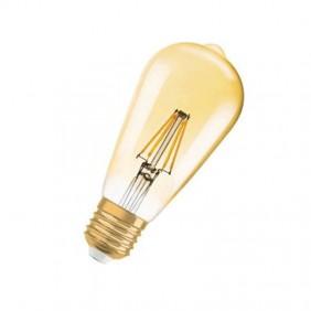 Ledvance LED drop bulb vintage 7W/824 E27...