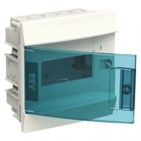 Switchboard recessed ABB 6 Modules, IP40 door...