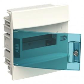 Centralino da incasso ABB 8 moduli IP41 porta...