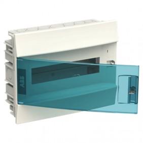 Switchboard recessed ABB 12 Modules IP40 door...