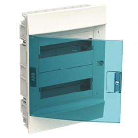 Centralino da incasso ABB 24 moduli IP41 porta...