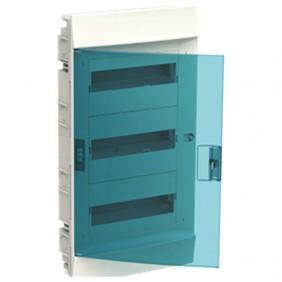 Centralino da incasso ABB 36 moduli IP41 porta...