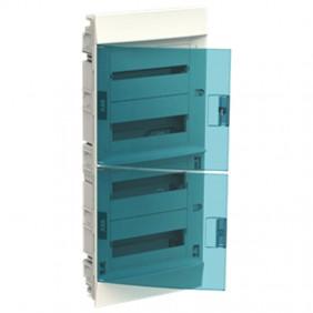Switchboard recessed ABB 48 Modules IP40 door...