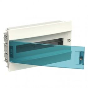 Switchboard recessed ABB 18 Modules IP40 door...