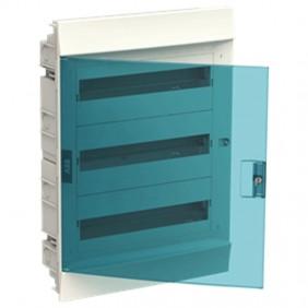 Switchboard recessed ABB 54 Modules IP40 door...