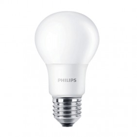 Philips LED drop bulb 7.5W E27 3000K 806 lumens...