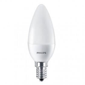 Philips LED bulb Oliva 5,5W E14 4000K 520 lumen...