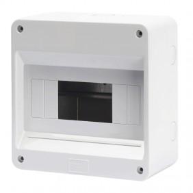 Gewiss external switchboard 8 modules IP40 GW40026