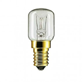 Duralamp lamp for oven E14 15W 25X57 00120