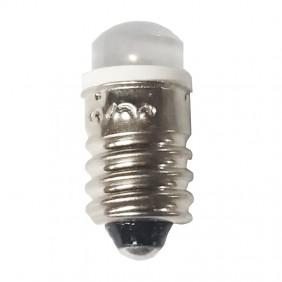 Ave LED lamp E10 230V 10X22mm 10X22mm 0230LDW/E10