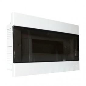 Flush-mounted switchboard Eaton C9M 12 modules...