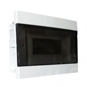 Flush-mounted switchboard Eaton C9M 8 modules...