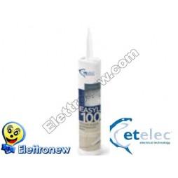 ETELEC SILICONE ACETICO PROFESSIONALE PURO EASY L100