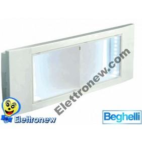 BEGHELLI LAMPADA EMERGENZA DESIGN LED 6W 1 ORA 4258