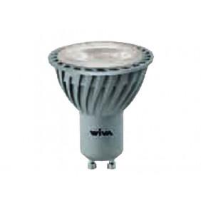 WIVA LAMPADA LED DICROICA 5W 230V GU10 6000K LUCE FREDDISSIMA 12100264