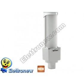WIVA LAMPADA LED G24 12W 230V 3000K 12100402
