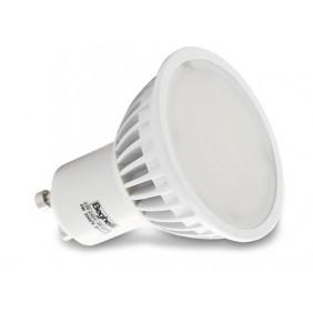 Beghelli Lampada Spot LED 6W GU10 4000K Luce Fredda 56044