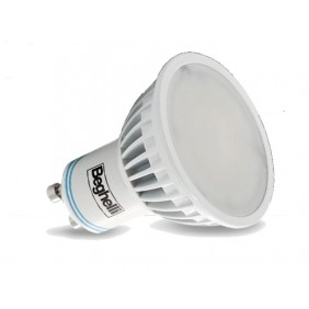 Beghelli lamp led spot GU10 4W 3000k warm light black-out 56302