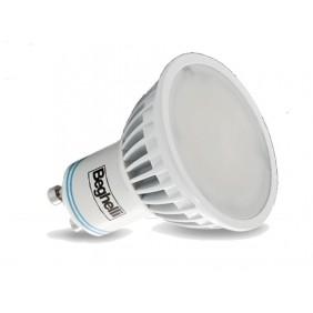 Beghelli lampada spot led GU10 4W 4000k luce fredda black-out 56303