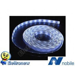 NOBILE STRISCIA LED 5MT 300LED 6000K 24V 70010/F