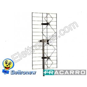 FRACARRO ANTENNA TV PANNELLO UHF 217424