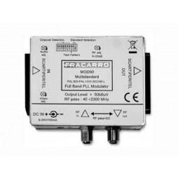 Minimodulatore Fracarro Analogico Mono DSB Fullband multistandard SCART