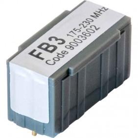 Filtro FTE passa banda III per centrali larga banda serie CC