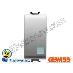 GEWISS CHORUS DEVIATORE ILLUMINABILE GW14053